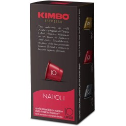Kimbo Napoli Nespresso 10...