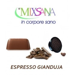 Mixsana Gianduja 10 Capsule