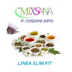 Mixsana Slim Fit 12 Capsule