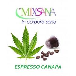 Mixsana Espresso Canapa 20...