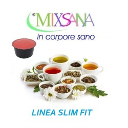 Mixsana Slim Fit 16 Capsule