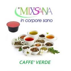 Mixsana Caffè Verde 16 Capsule