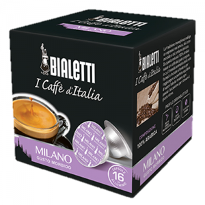 Bialetti Milano 16 Capsule